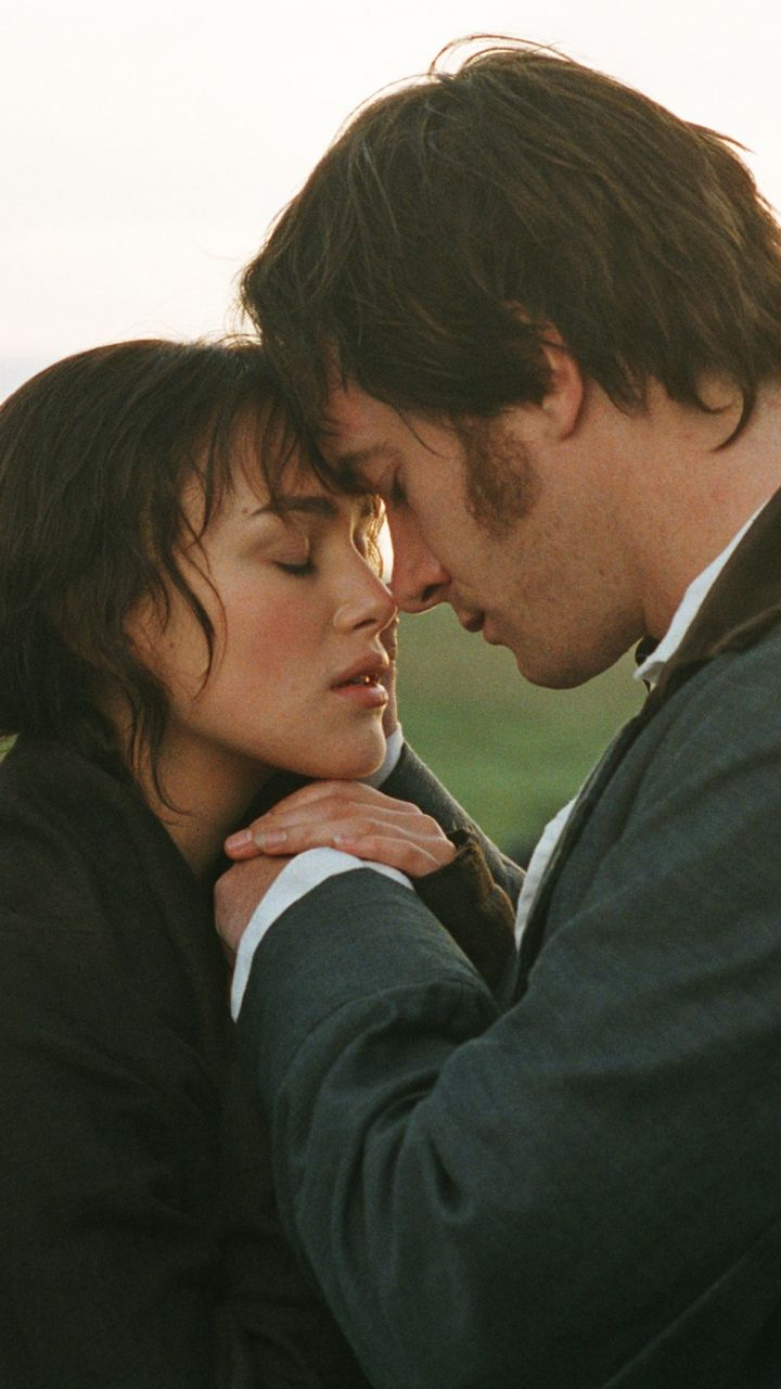 Elizabeth and Mr. Darcy - Pride and Prejudice_ Im SO OBSESSED, its simply too beautiful!