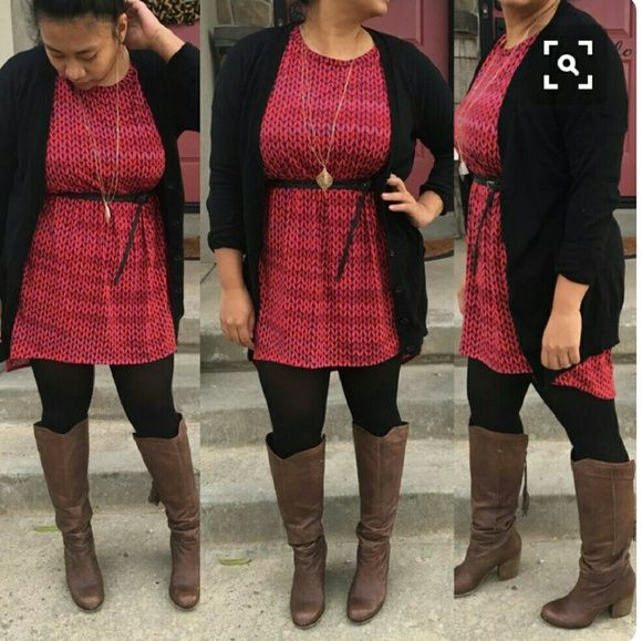 Lularoe Irma Style Ideas When your Irma just fits you like a regular shirt (2 sizes smaller than normal) you don't have many options. But when buy your normal shirt size,  bigger, there are many options. If your Irma is a little big there are soo many possibilities to styling. You can tie Irma outside at your side, hairband scrunch inside in the back or inside in the front or belt Irma at your waist or just under your breasts or as Dress. Irma in your regular shirt size gives more options…