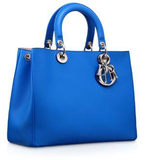 Dior Bleu Persan Diorissimo Bag