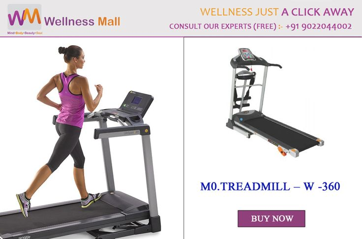 Christmas Special‬ Get 15% Discount insantly on every product of‪ Wellness Mall‬ Buy M0.TREADMILL – W -360 - Wellness Mall Visit http://goo.gl/hD3i3k Tel : 9022044002 Price : ₹55,000.00 Sold by: AVISION FITNESS - MUMBAI SKU: W.360. Category: Treadmills