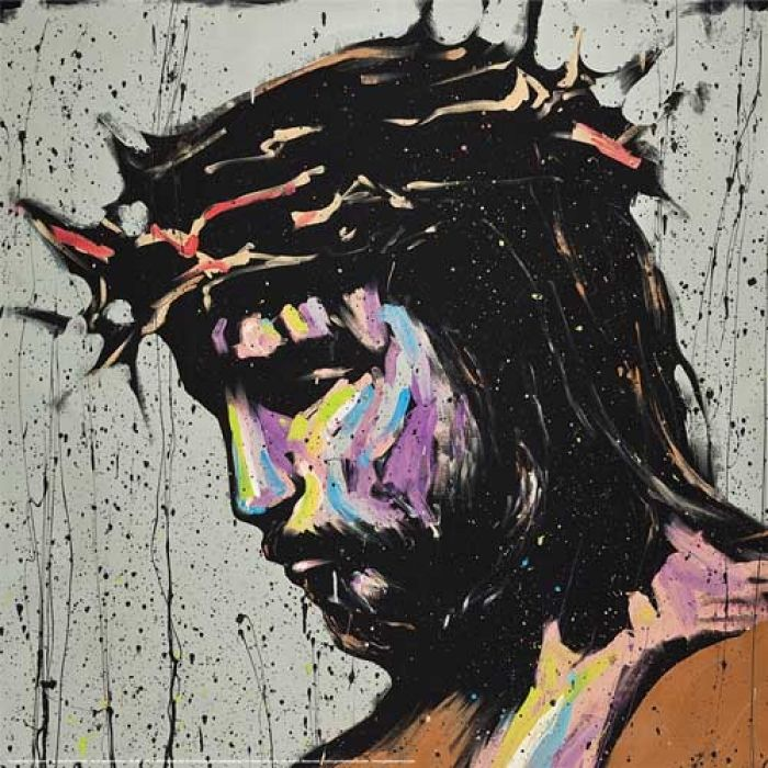 David Garibali art - Jesus Christ