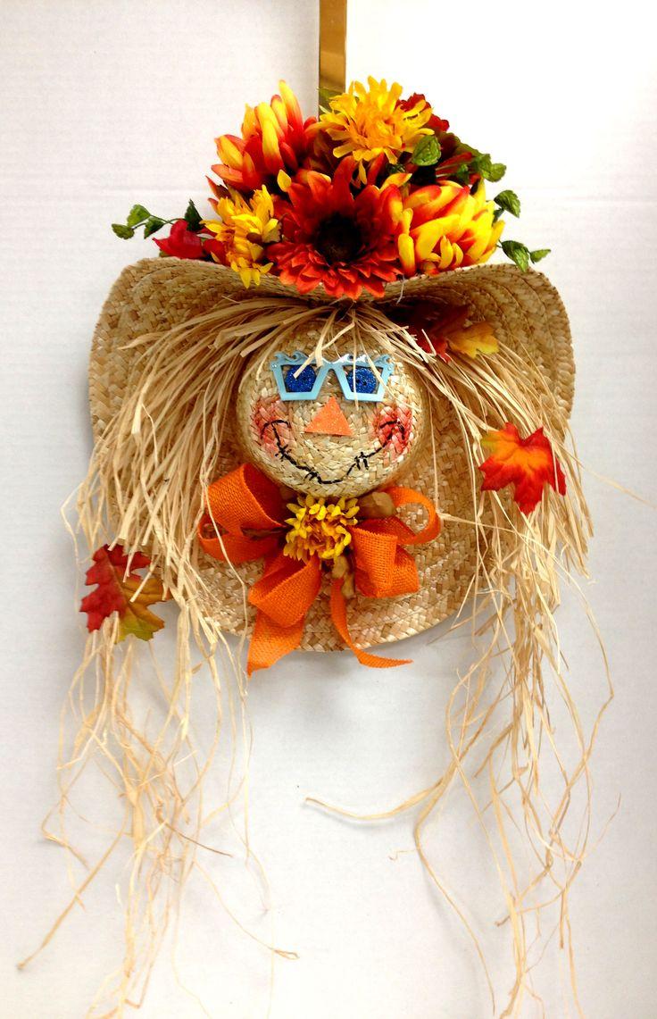 Diva Scarecrow  A.C. Moore Syracuse, NY #fall