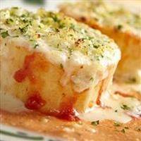 MAKE AHEAD MAIN - JUST COOK LAST  Olive Garden's Lasagna Rollata Al Forno