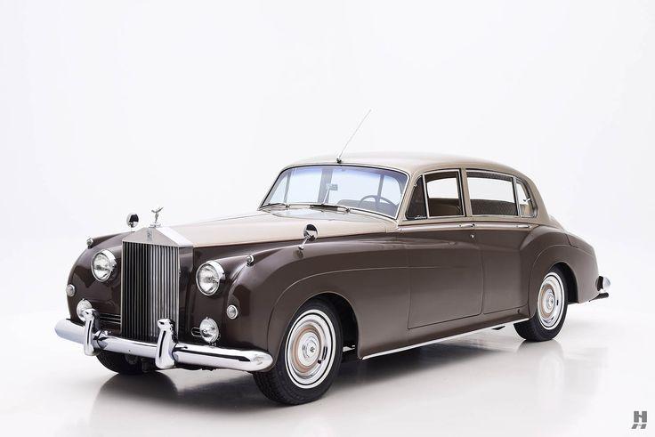1962 rolls-royce silver cloud ii lwb