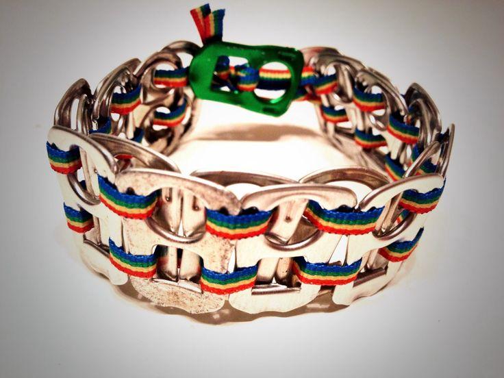 Lip bracelet. Idea of MIAW.