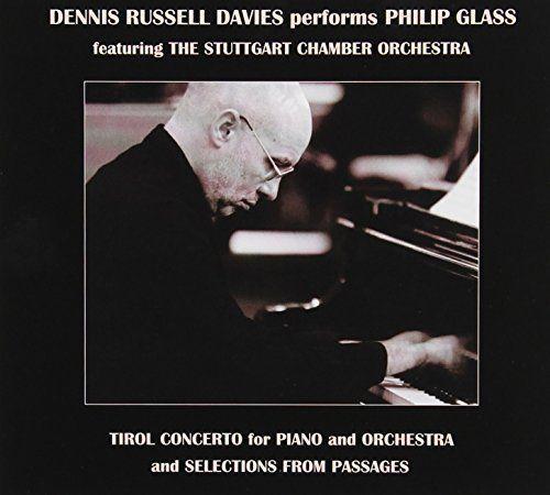 Dennis Russell Davies Performs Philip Glass: CD AUDIO L'article Dennis Russell Davies Performs Philip Glass est apparu en premier sur…