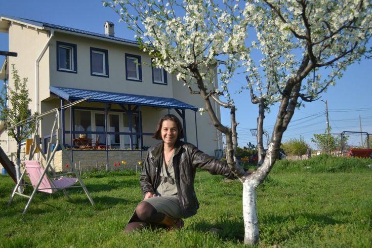 """""""De la al treilea copil, nu am mai simţit niciun efort - doar casa devenea din ce în ce mai aglomerată"""" - Andreea Giurgea, psiholog şi mamă a şase copii - Știri pentru viață"""
