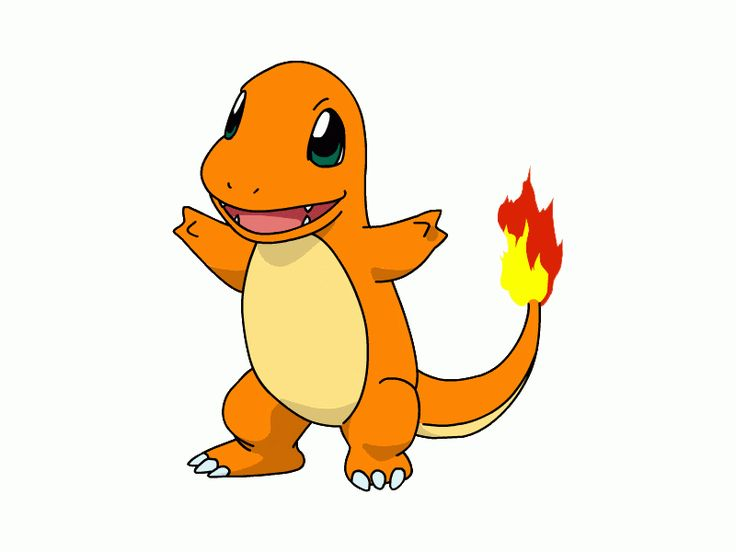 Pokemon Charmander Level 2 Pokemon Party Ideas