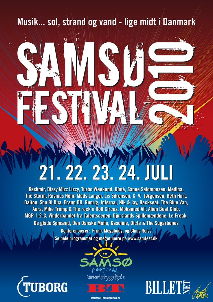 Samsø Festival 2010