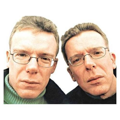 Charlie and Craig Reid, The Proclaimers - thrilled to have heard them perform live, too!