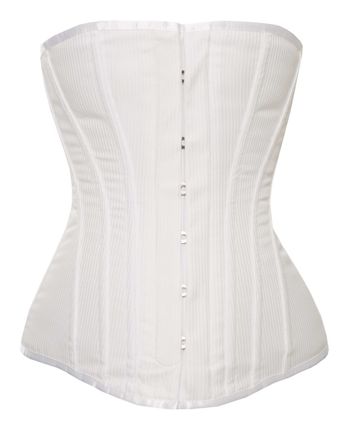 Harmony - Victorian Corsets - Oxford Stripe by Vollers Corsets