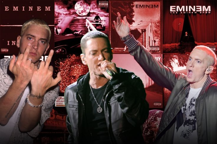 All 289 Eminem Songs, every song ranked, Marshall Mathers