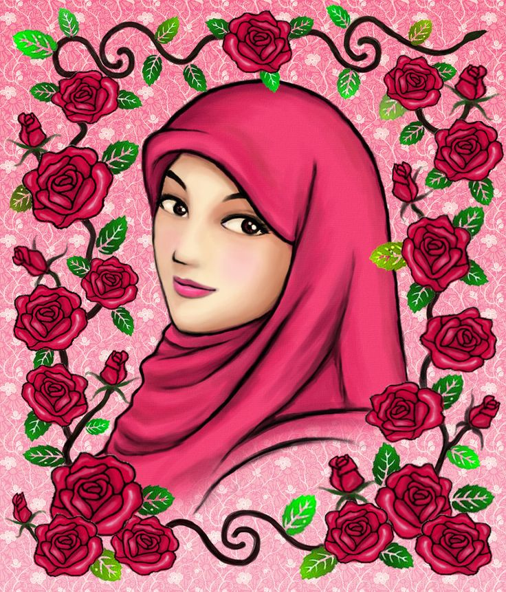 Muslimah for Life by shahrezs18