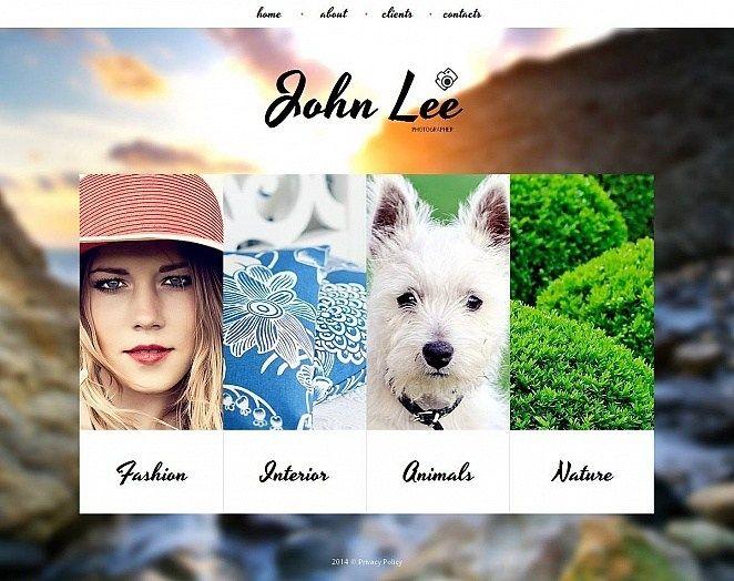 Yes or no guys?   Photographer Portfolio Photo Gallery Template CLICK HERE! live demo  http://cattemplate.com/template/?go=2dYD8A4  #templates #graphicoftheday #websitedesign #websitedesigner #webdevelopment #responsive #graphicdesign #graphics #websites #materialdesign #template #cattemplate #shoptemplates
