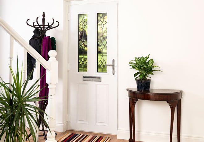 uPVC Front Doors - View our PVC External Door Styles | Everest
