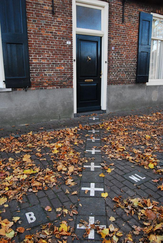Baarle Nassau, Noord-Brabant.