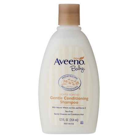 Aveeno Baby Gentle Conditioning Shampoo 12 oz : Target