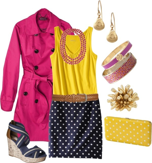 """Target Outfit, Stella & Dot Jewelry"" by yellowbells on Polyvore"