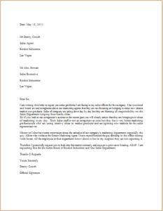 Unfair Treatment In The Workplace Complaint Letter from s-media-cache-ak0.pinimg.com