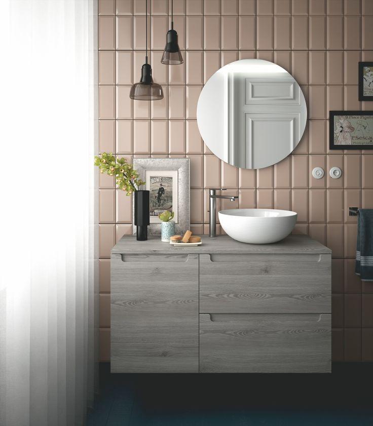 Good heute wohnen Badezimmer Set Arezzo x Waschbeckenunterschrank Hochschrank Kommode Jetzt bestellen unter https