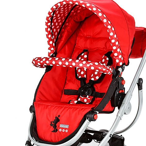 Minnie Mouse Stroller - The First Years Indigo | Car Seats ...