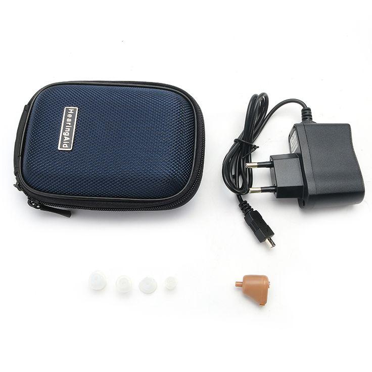 K-88 Rechargeable Sound Enhancement Amplifier Hearing Aid