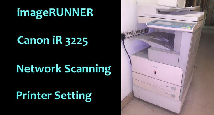This Video Shows Step By Step Live Demo To Install Imagerunner