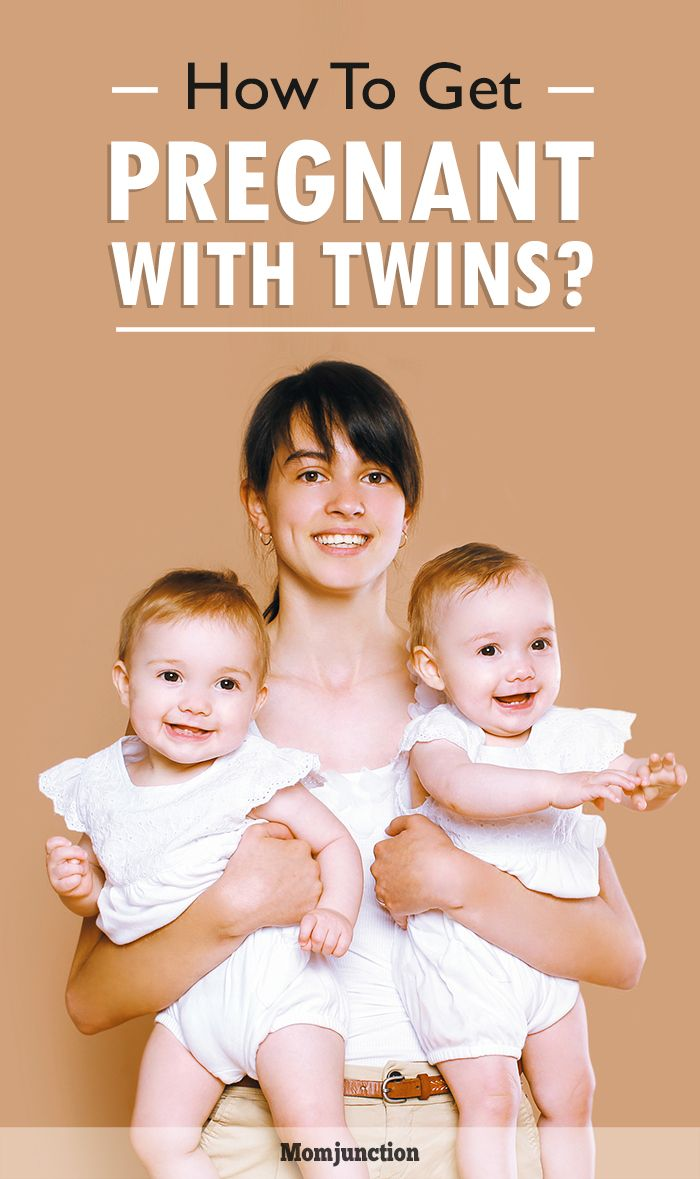 How To Get Pregnant With Twins? here, we look at the natural ways to increase your chances of conceiving twins! #Pregnancy
