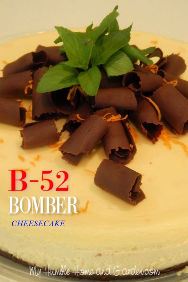 B 52 Bomber Cheesecake That Will Blow Your Mind Fig Cake Baileys Irish Cream Cheesecake Baileys Cake