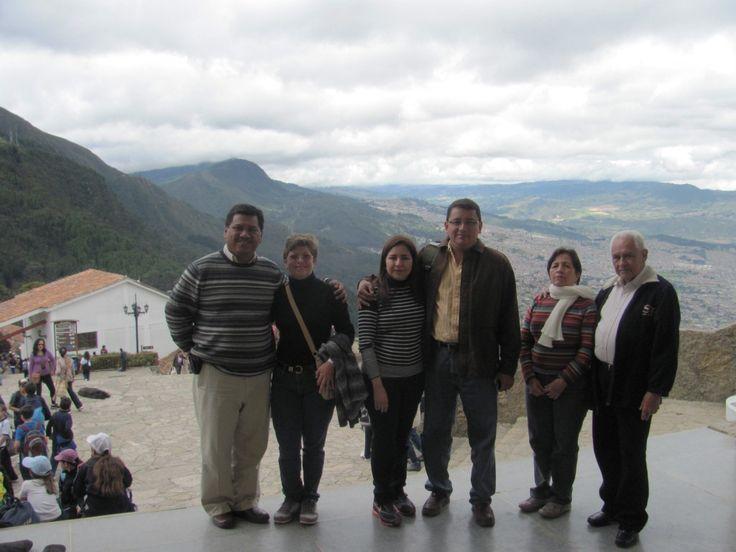 Enjoy the splendid view of Monserrate!