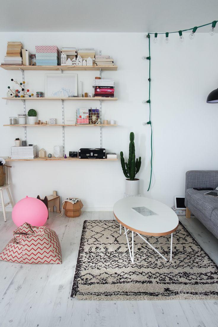 les 25 meilleures id es de la cat gorie esprit scandinave. Black Bedroom Furniture Sets. Home Design Ideas