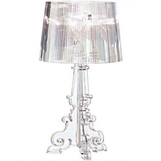 I'm in love with this lamp!  (Kartell Bourgie Table Lamp at Design Public)