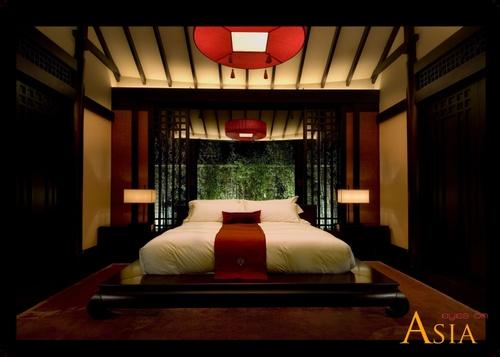 Banyan Tree Hotels & Resorts - Room Shot Lijing, China