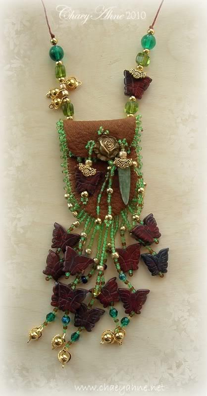 Green Medicine Bag