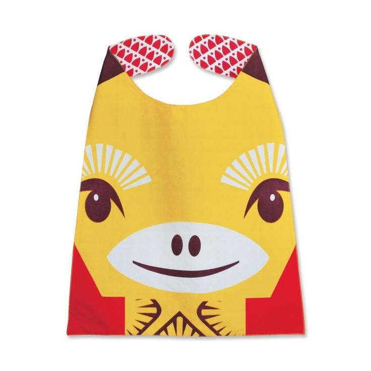 X-Large Bib - Giraffe: Kids Stuff, Baby Gifts, Giraffes Bibs, Gifts Online, Pâte Mibo, Giants Bibs, Giraffes Giants, Products, Mibo Giraffes