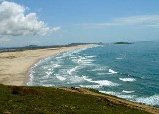 Praias de Farol de Santa Marta – SC