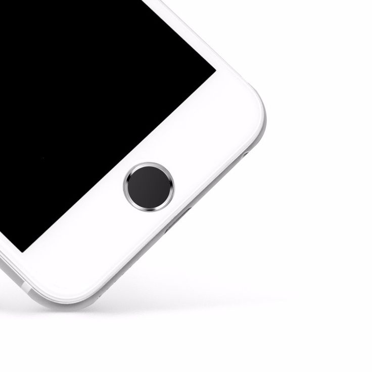 >> Click to Buy << For Apple Phone Home Key Stick Button Sticker for iPhone 6 6 Plus for iPhone 6S 6S Plus Support Touch Fingerprint Recognition #Affiliate
