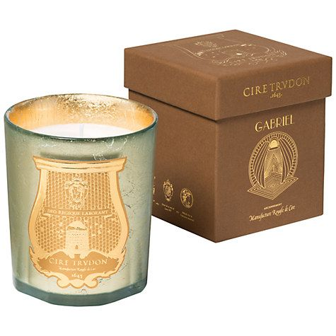 Buy Cire Trudon Gabriel Candle Online at johnlewis.com