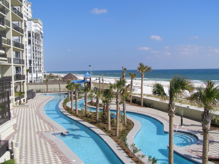 Condos In Orange Beach With A Lazy River