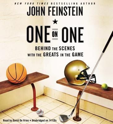 Sportswriter John Feinstein has lived every fan's dream: behind-the-scenes access to many of the great sports figures of our time, including Bob Knight, Dean Smith, Tiger Woods, John McEnroe, Ivan Lendl, and Martina Navratilova as well as encounters with less-heralded but fascinating players and coaches in the Patriot League, the U. S. Military Academies, and at golf's Q School.