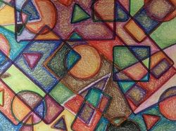 Elements Of Art Painting : 7 best the element of art images on pinterest elementary