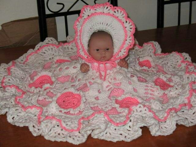 Free Crochet Patterns Bed Doll