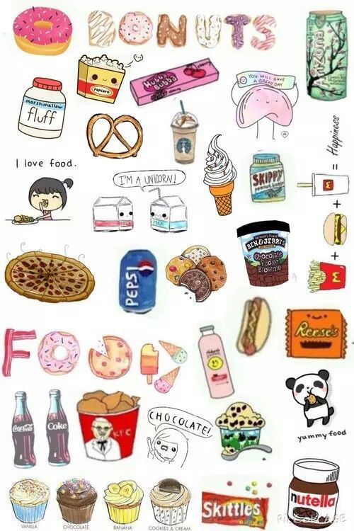 281 best images about tumblr png on pinterest overlays for Girly drawings step by step