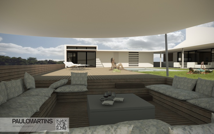 MG HOUSE in Lagos, Algarve, by Paulo Martins