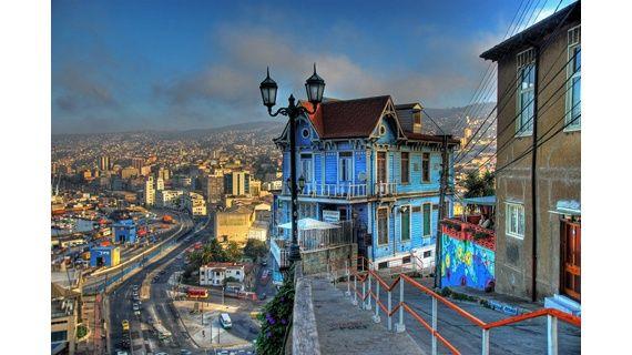 Χιλή, Βαλπαραΐσο