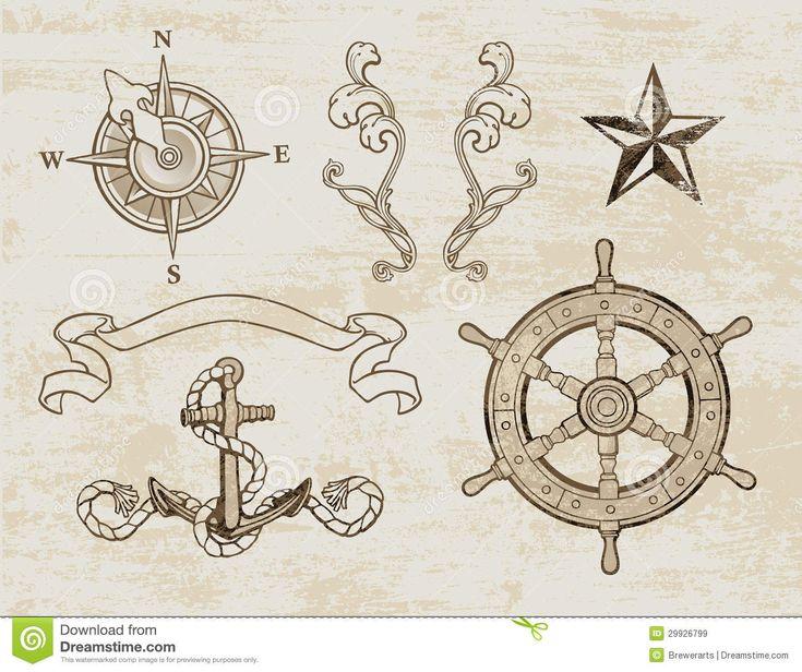 Key Elements Of Nautical Style: 11 Best Swimwear Logos Images On Pinterest