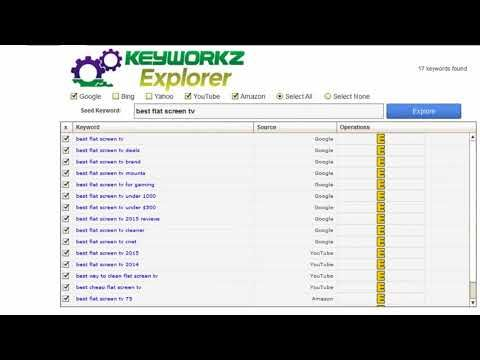 Free Keyword Traffic Tool SEO Keyword Software and Keyword Idea Tool Keyworkz Explorer Download Now https://youtu.be/aEWjJv_RBwA Keyworkz Explorer is a free keyword traffic tool that you'll want to keep among your free SEO tools for your website. Get it at https://news.icckeyworkz.com - If you want to learn how to do keyword research for free, definitely sign up for this SEO keyword software and the free keyword training that comes with it.     With our free keyword traffic tool you can…