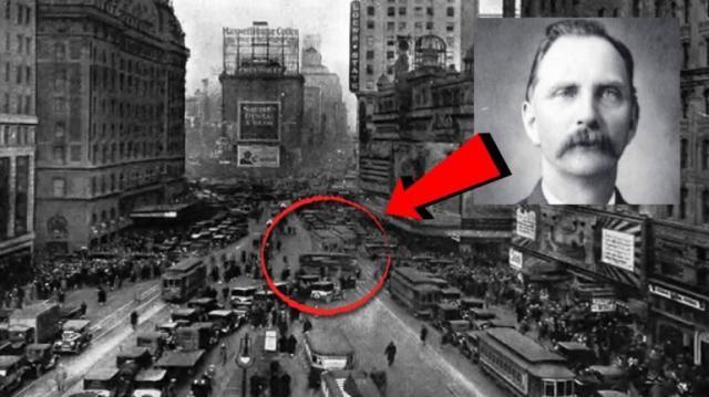 Rudolph Fentz: O viajante do tempo que foi atropelado em Nova york em 1950 até hoje intriga autoridades - Sempre Questione