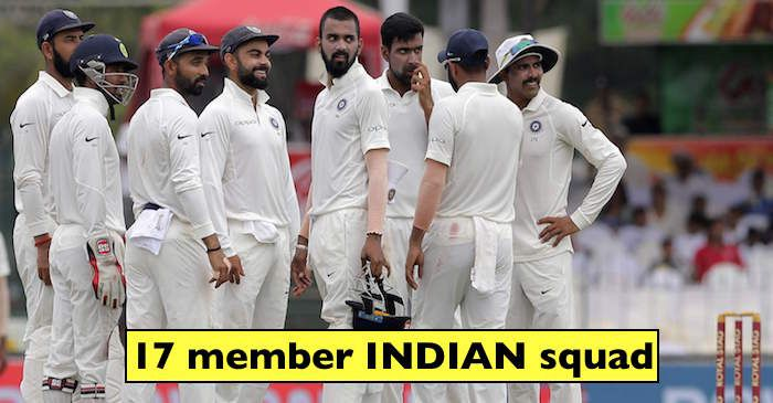 Team India squad for three-match Test series against South Africa announced  The Board of Regulate for Cricket in India (BCCI) has introduced the squad for the three-match Take a look at sequence in opposition to South Africa.  Parthiv Patel and Jasprit Bumrah were added to the crew which is recently taking part in in opposition to the Sri Lankans.  The primary Take a look at event of the sequence can be performed from January five at Newlands in Cape The town whilst the second one and the…