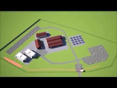 Curso de Seguridad Perimetral, Barreras con Microondas y Rayos Lineales, Security College US - YouTube